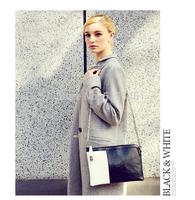 Genuine Leather women's handbag Fashion Laptop Handbag With Free Gift Coin Purse