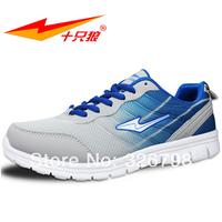 Erke hongxingerke men's gauze breathable running shoes sport shoes man style male shoes