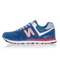 2014 men's light running shoes slip-resistant wear-resistant sport shoes casual shoes forrest men's gauze shoes