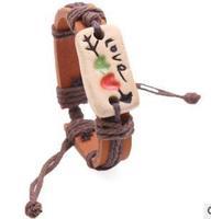 Q3341  Valentines Day couple jewelry wholesale pottery stone mandrel bracelet wholesale bracelet  B2