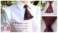 women's formal work wear bow tie elegant cravat female bow tie
