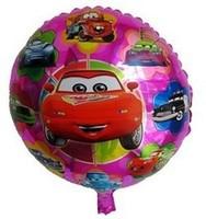 NEW arrive 30pcs/lot Car Foil Balloon&Helium Balloon 100% Good Quality 10pcs/lot