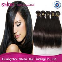 6A grade Unprocessed Virgin Hair a lot Brazilian Straight Hair virgin remy straight