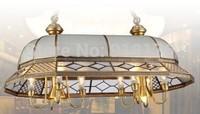 American solder, den, bedroom, dining room, full copper chandeliers