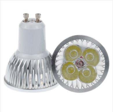 Wholesale Natural White, Blanco Natural - BULB LED 12W GU10 220v Bombilla, Ampoule, Birne Led Spotlight Free Shipping(China (Mainland))