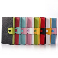 Flip Leather Case for Nokia XL Exp.RM-1030 RM-1042 5.0'' Contrast Color Stand Wallet Book Phone Cover with Card Slots