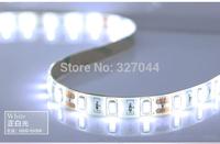 free shipping SMD 5730 white led strip flexible light 12V Waterproof60LED/m 5m/lot  Chip 5730 Bright than 5050