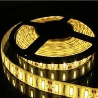 free shipping SMD 5730 led ribbon light led cabinet light led strips china 12V NO-Waterproof 60LED/m 5m/lot  Chip 5730