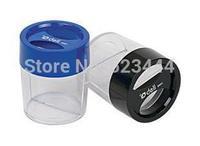 Tube clip magnetic clip box paper clip tube high quality clip storage box supplies lackadaisical 9881