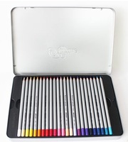 Marco 7100-48tn marco advanced professional colored pencil 48 colors tn iron boxed Free Shipping (Pack of 48 Pcs)