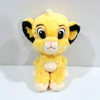Free shipping 1pcs 23cm=9inch Simba The Lion King plush soft toys,Simba Plush toy for Children gift