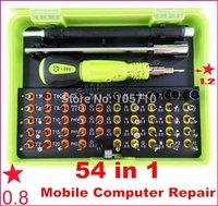 53 in 1 multi-purpose precision magnetic Screwdriver set destornillador herramientas de mano tournevis for iphone Repair tools