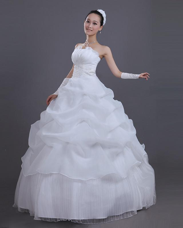 Princess Country Wedding Dresses 599x600