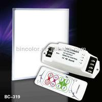 1050mA Constant current  LED Dimmer DC12V-48V RF remote PWM dimmer for led panel light