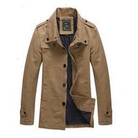 819 super deal  men jackets, plus size men jacket men's coat fashion clothes hot sale autumn overcoat outwear spring winter 97