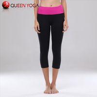 Fashion Training capri pants.Best Seller-MARRY yoga pant/Leggings For Women/Girls/Ladies/Female.OEM Dance Clothing