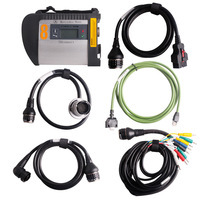 MB STAR C4 SDConnect das xentry wis epc 2014.05 software+ICOM ABC diagnostic tool ISTA/D 3.42+ISTA/P 2.52 on E49 Laptop 2 in1