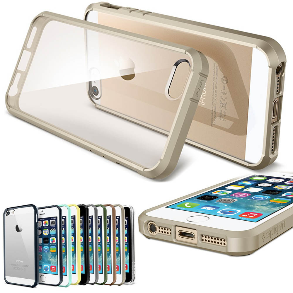 Hot! SGP Ultra Thin Hard Plastic Case For iphone 4 4S /5 5S