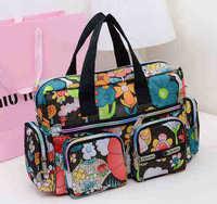 Fashion New Women's Waterproof Nylon Shoulder Handbag Women Messenger bag women leather handbags Travel bag Free Shipping