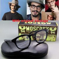 Free shipping! 2014 Brand Johnny Depp eyeglasses Men/Women big frame eyewear Fashion High Quality with original packing