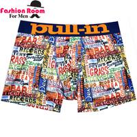 (2 pieces/lot) 2014 new men's underwear sexy men underwear modal quick dry boxer men with retail box packing