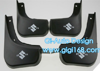 NEW suzuki sx4 s-cross scross Mudguard Splash Guard- Soft/ Mudguard with Reflective SCROSS wording 4pcs