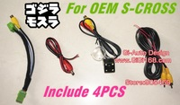 NEW FOR suzuki sx4 s-cross scross OEM no damage style Car Rear view REVERSE view  CCD Camera 1set  Price 1set