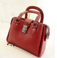 New Limited Soft 2014 Brand Women's Leather Handbag Retro Vintage Messenger Bag Tote Lady Trendy Shoulder Bags Cross Body Bolsas