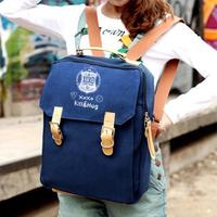 Beauty 2014 exo backpack school bag student bag