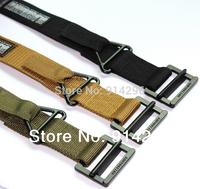 NEW BlackHawk Rescue Riggers Tactical Rappelling Belt Military Gun Belt