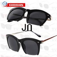 New in 2014 Fashion Summer Glasses Coating Sunglass Women Sunglasses Female Eyewear Cat Frame Glasses Eye gafas de sol oculos