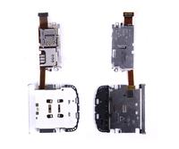 For nokia c3-01 keypad sim card holder tray slot flex cable new 1pcs free shipping china post 15-26 days
