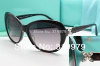 luxury fashion designer brand sunglasses diamond sun glasses women TF4048 unique quality  free shipping  original box