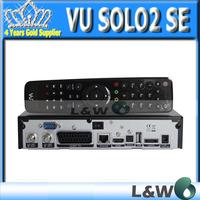 Vu Solo2 SE 2 x DVB-S2 tuners 1300 MHz CPU  processor 1GB DDR3 DRAM  256MB Flash  DHL free shipping
