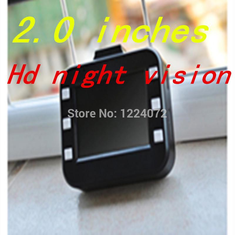 Car DVRS, night vision hd 1080 p vehicle traveling data recorder monitoring car parking camera, car styling free shipping(China (Mainland))