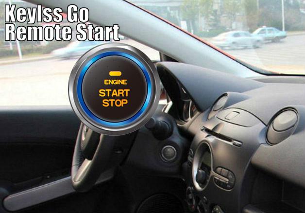 Mazda 3 6 2 Atenza Keyless Entry Keyless Go Smart Key Push Button Remote Start Car Alarm Starter(China (Mainland))