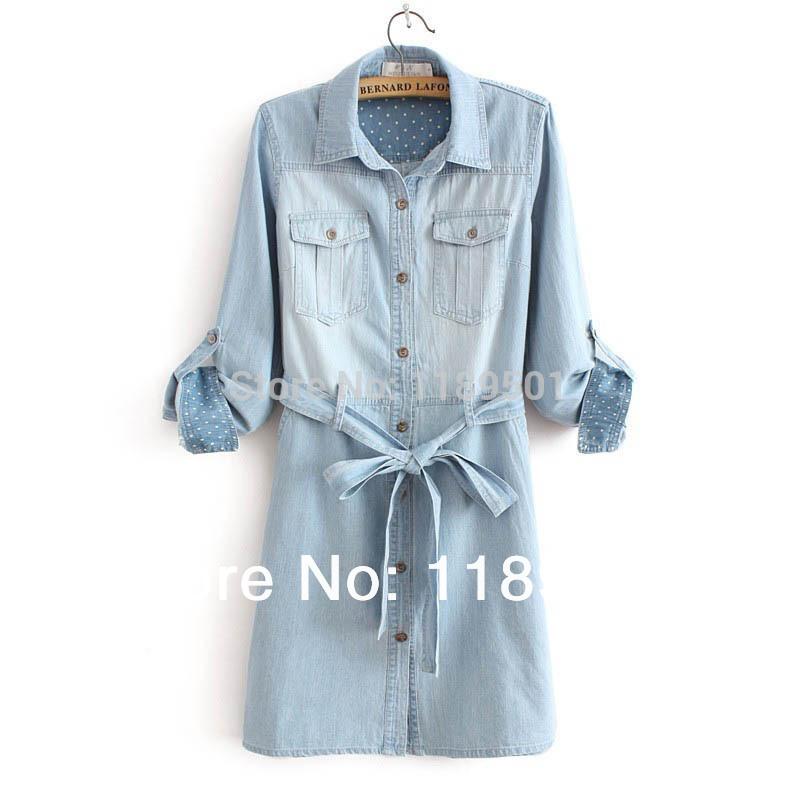 2014 Spring Summer New Fashion Women S Clothing Casual Tunic Sundress ...