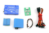 Free Shipping CYCLOPS STORM OSD System W/GPS   New Version V2.01 Edition