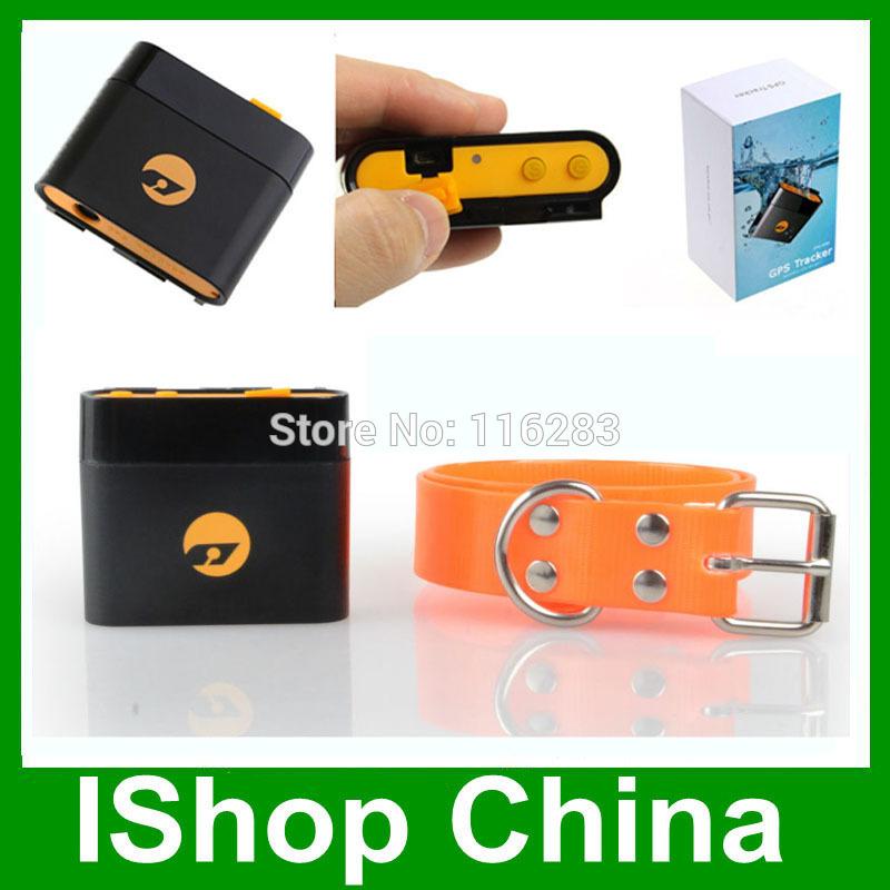 Free shipping 2014 New arrival mini Waterproof GPS motorcycle/kids/pets tracker/tracking/navigator device(China (Mainland))