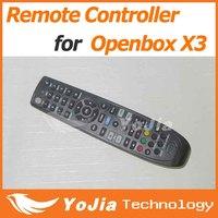 1pc Original Openbox X3 Openbox Q3 satellite receiver X3 remote controll free shipping post