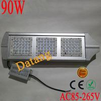 90w led street light 130-140LM/W LED led landscape lighting lamp  AC85-265V Free shipping
