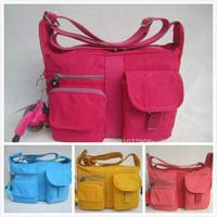2014 Brand Female Women Nylon Monkey Kip large capacity Messenger Bags Waterproof Shoulder Bag Travel Bags Satchel Handbags