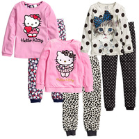 Free shipping! 2014 new. (T-shirt + short ). Children's cartoon suits.clothing set,girls set,girls suit,children's clothing