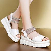 2014 Summer Platform Shoes Fashion Women Sandals Platform Shoes DunHu2898