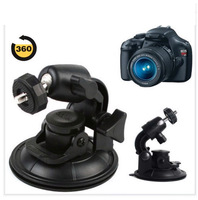 Car Window Camera Tripod Suction Holder For Phone Video Mount In Car Window Windscreen Suction Cup Mount Tripod Holder