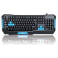 F-01 wired waterproof keyboard multimedia game keyboard computer keyboard desktop notebook