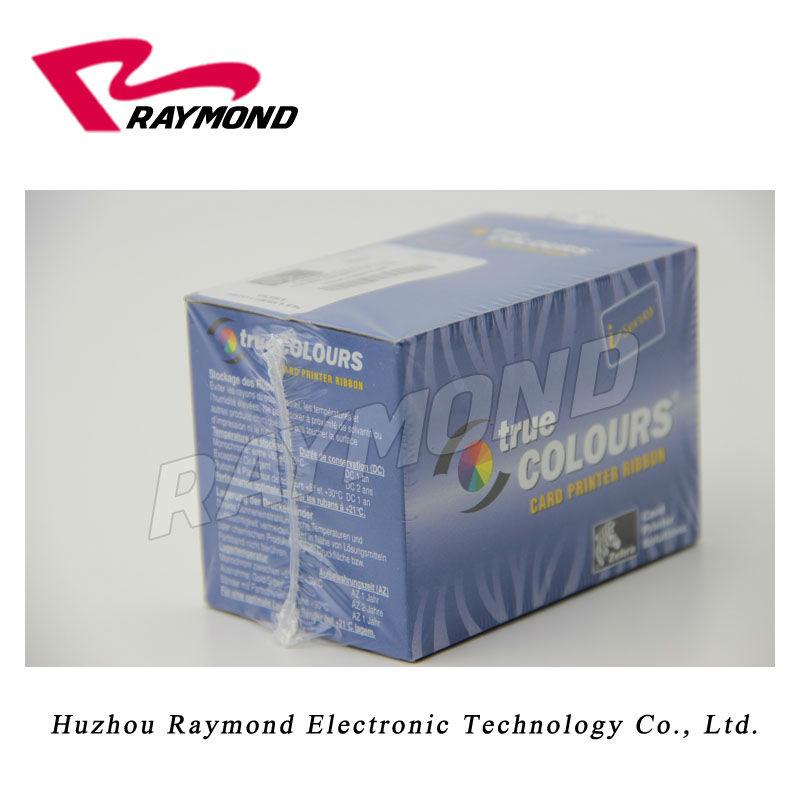 Zebra 800015-440 YMCKO 200 prints Color Ribbon for P330i printer(China (Mainland))