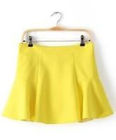 2014 Summer New Women Clothing Slim All Match Mini Skirt  Short Skirts N26657