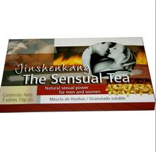 100 Natural Hebal Jinshenkang tea Improve Male Sex Power The sensual Tea Health Strong Tea