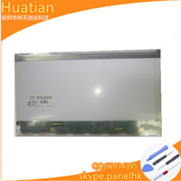 LCD Screen For Samsung R780 For Toshiba L675 For HP 4710S LED Panel P173WD1 B173RW01 V.0 LTN173KT01/2 N173FGE-L21 N173O6